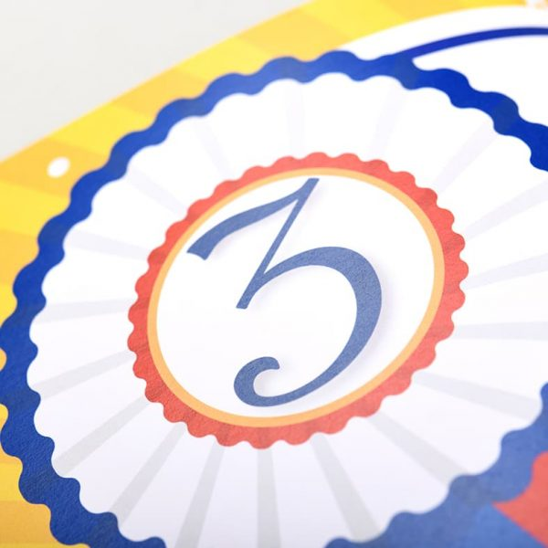 Ο Μαγικός Αριθμός 3 21