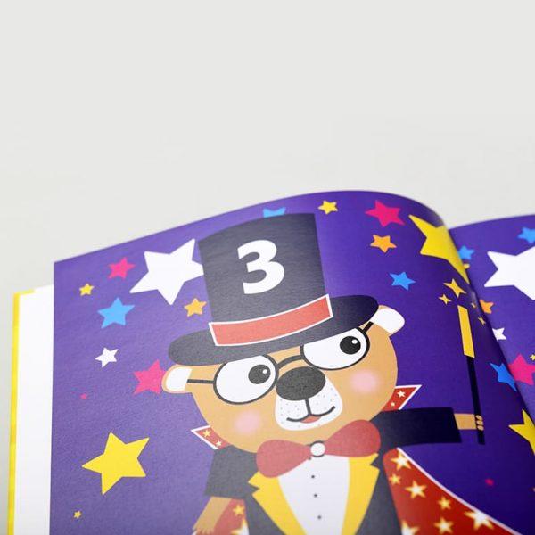 Ο Μαγικός Αριθμός 3 17